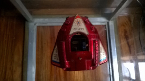 antigua nave ufo 196  metal pull back devoto hobbies