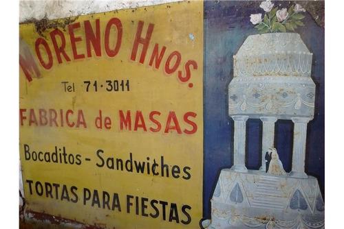 antigua panadería ideal para desarrollos comercial