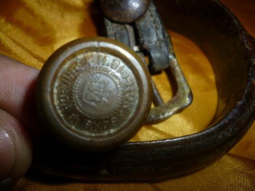 antigua plateria criolla , espuela de coleccion del siglo 19