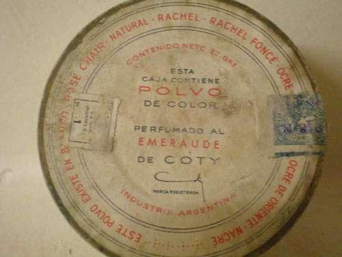 antigua polvera coty