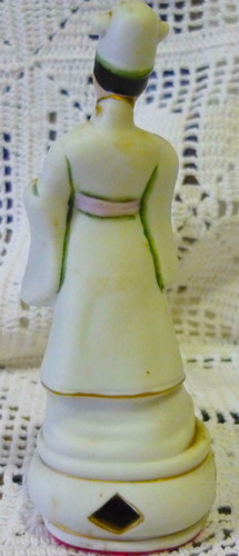 antigua porcelana figura