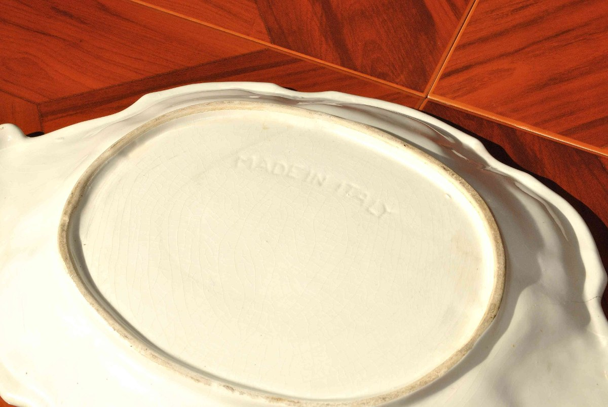 Antigua porcelana italiana siglo xviii colecci n bs 6 for Porcelana italiana