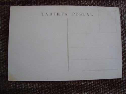 antigua postal arroyo piedra blanca merlo san luis 14x9
