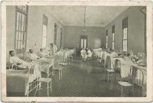 antigua postal hospital venado tuerto, santa fé