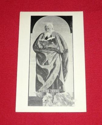 antigua postal juan el evangelista piero della francesca ny