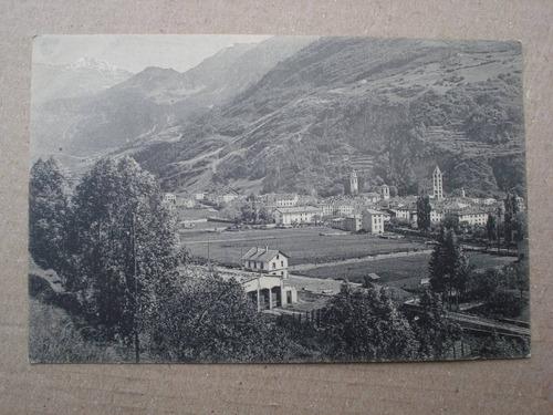 antigua postal poschiavo suiza