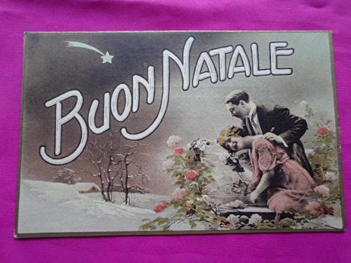 antigua postal publicitaria joyeria buenos aires