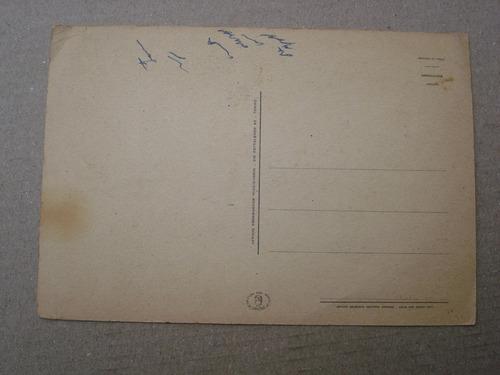 antigua postal sancte joannes bosco-impresa en italia