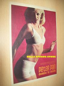 120afd437eaf Antigua Publicidad Grafica Adriana Aguirre Ropa Interior Pet