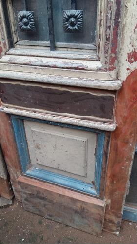 antigua puerta d calle cedro,venta,reja restaura 3.10 x 1.20