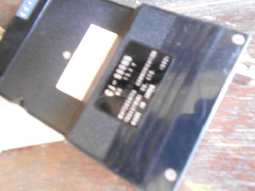 antigua radio de auto national cassette