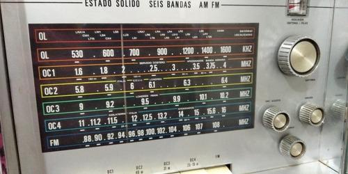 antigua radio noblex 7 mares fm