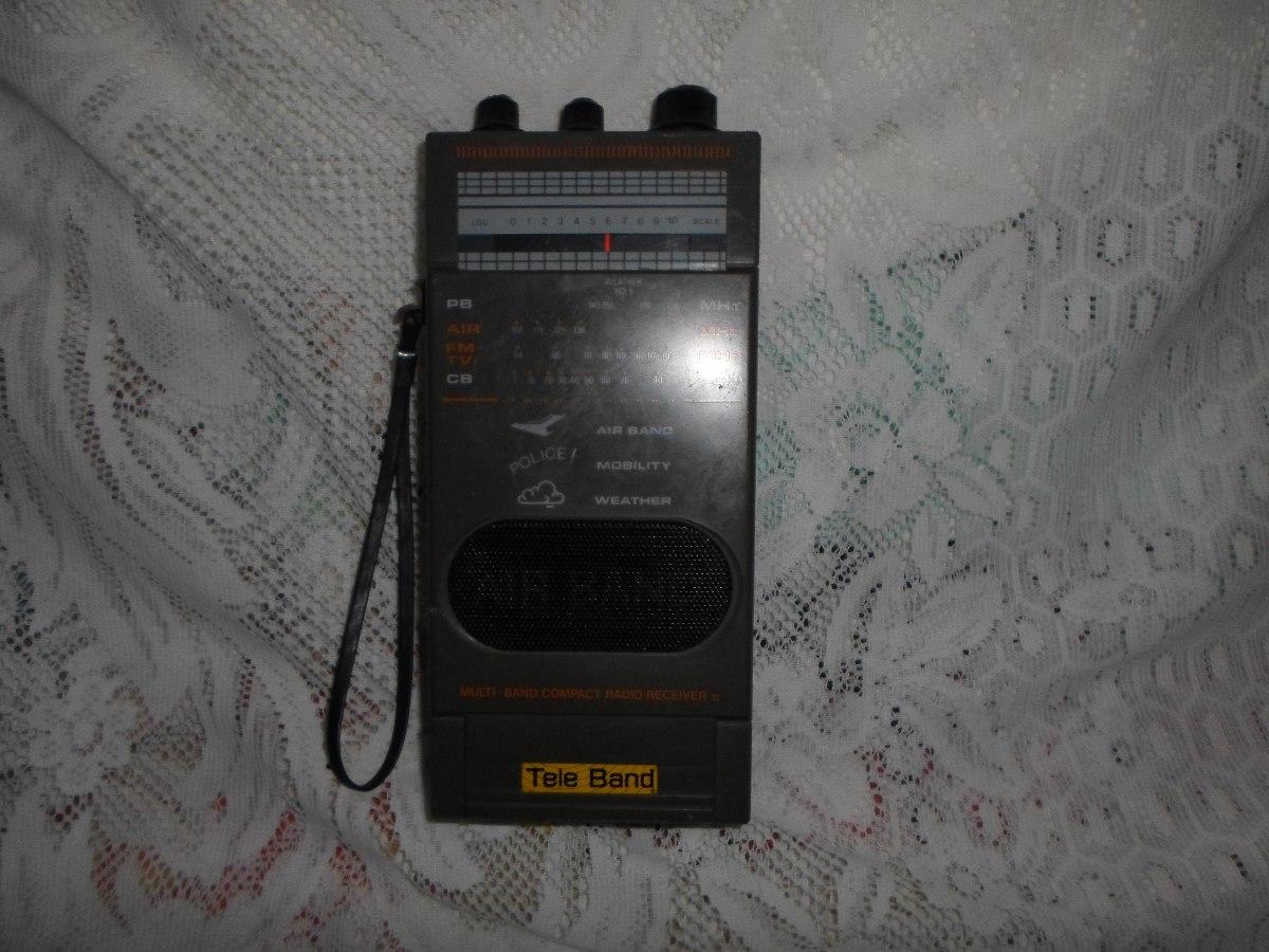 antigua radio tele band am ,fm tv  revisar