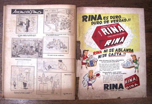 antigua revista cuba bohemia año 45 nº 2 la habana año 1953