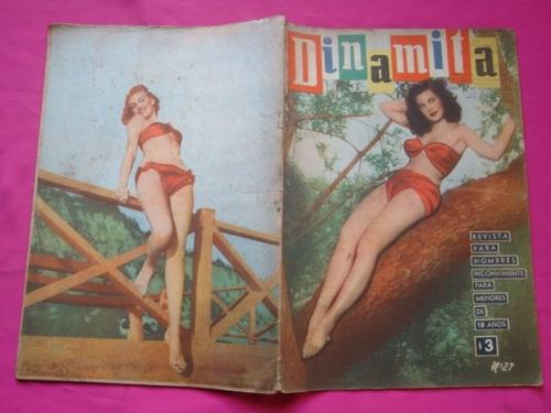 antigua revista dinamita año 3 n° 27