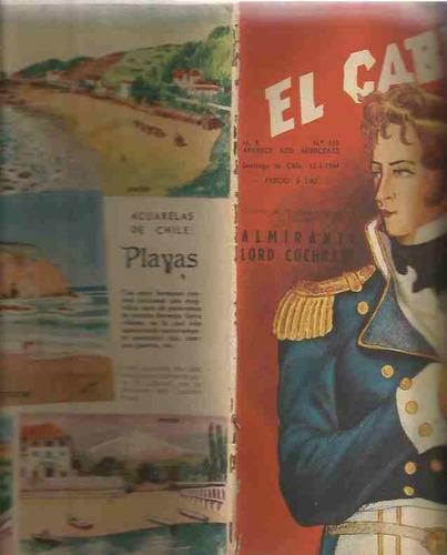 antigua revista el cabrito n°119- 1944
