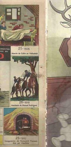antigua revista el cabrito n°83- 1943