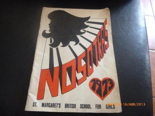 antigua revista nosotras  st. margaret's british school(536