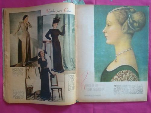 antigua revista para ti n° 1091 amanda varela, maria montez