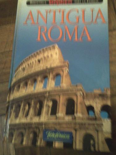 antigua roma / biblioteca billiken para la familia