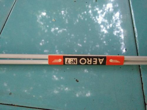antiguas agujas de tejer aero numero 7
