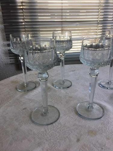 antiguas copas yungay $85 mil c/u