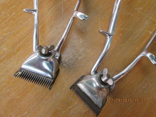 antiguas maquinas de cortar el pelo manual made in usa