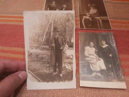 antiguas postales fotografias  j. caffaro  la roca vintage