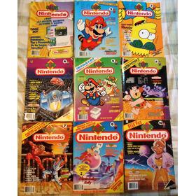 Antiguas Revistas Club Nintendo 1992-93-94  #1 Al 21 (20)