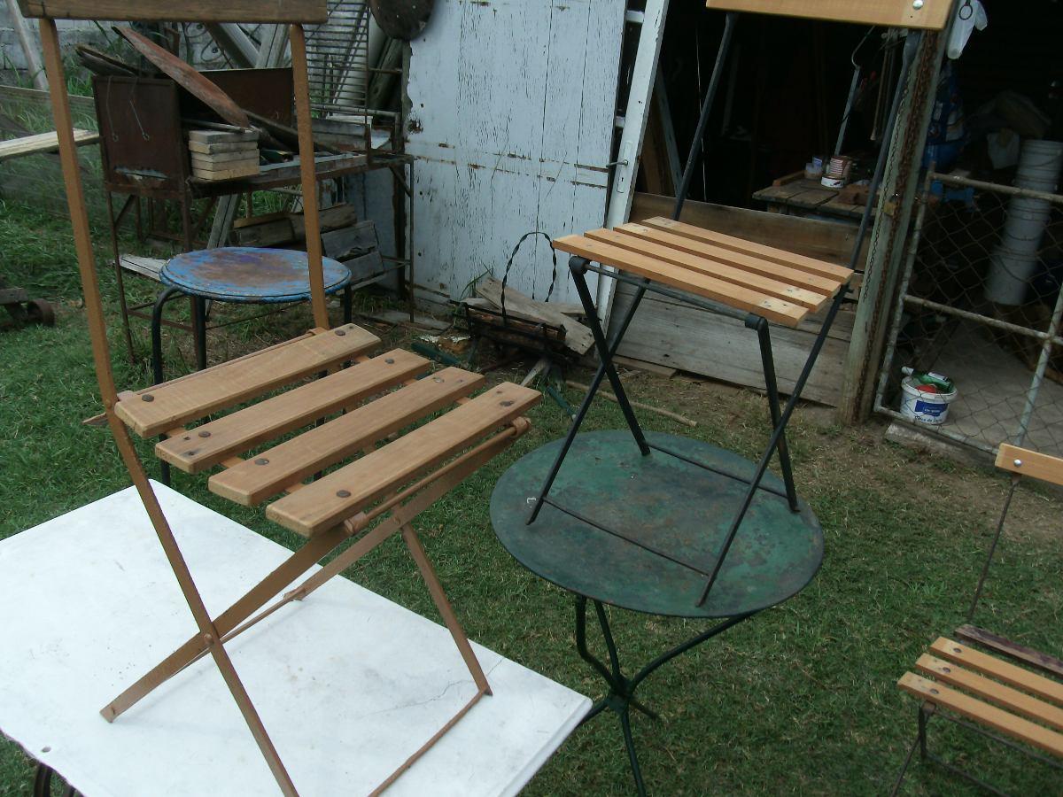 Antiguas sillas de bar barbacoa restauradas y restaurar - Restaurar sillas antiguas ...