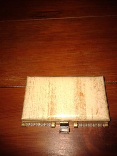 antigüedad cartera de mano