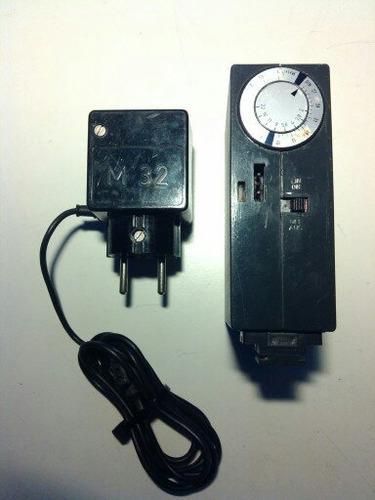 antiguedad flash multiblitz m32, aleman, p/museo, no func.