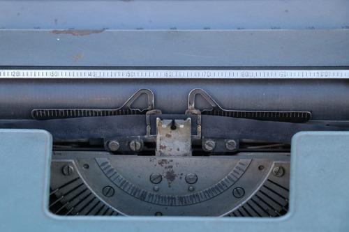 antigüedad máquina escribir remington - antig la rueda _ l r