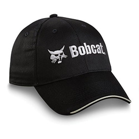 b7dfc37de924a Gorra Negra De Un Tamano Bobcat 250023 Valor Con Punta Plat