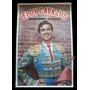 Dante42 Afiche Poster El Torero De Mexico Toros 1972