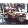 Carro Antiguo De Coleccion En Madera Importado
