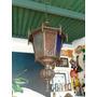 Lampara De Techo Antigua En Bronce Musulmana Original