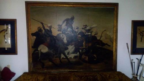 antigüedades arte pintura colección hogar  decoracion 10.000