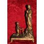 Escultura Virgen De Lourdes Francia