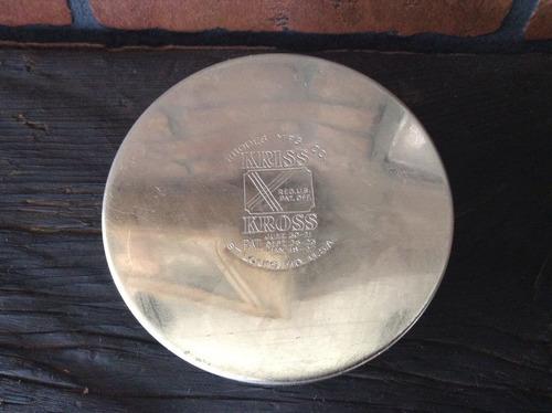 antiguo afilador para navajas tipo guillet