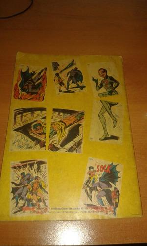 antiguo álbum de batman del año 66