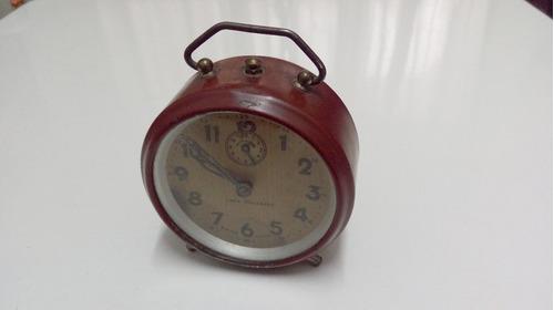 antiguo antiguedades reloj despertador