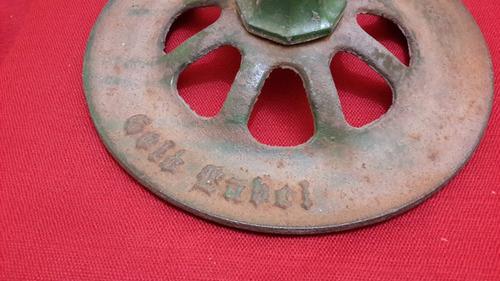 antiguo aspersor usa, fines decorativos  c3073