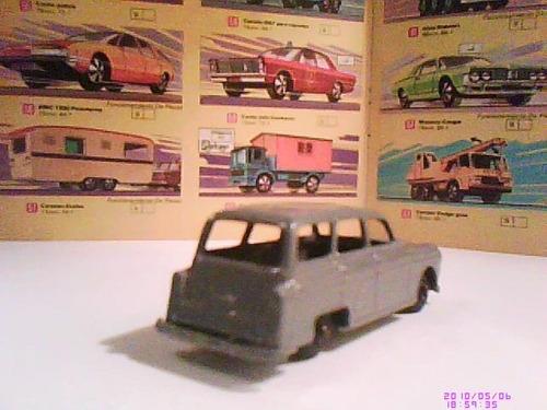 antiguo austin a95 westminster countryman q.car restaurado !