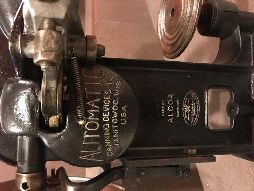 antiguo automátic master sealer