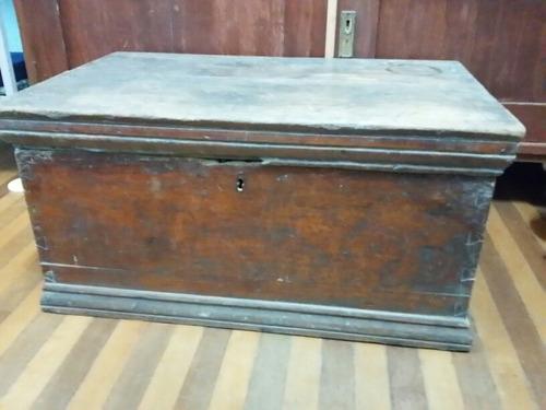 antiguo baúl mediano (concepción)