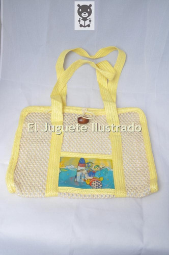 antiguo bolso pato donald disney retro vintage