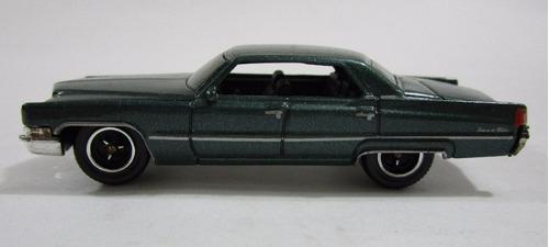 antiguo cadillac escala 7cm largo coleccion matchbox 1/64
