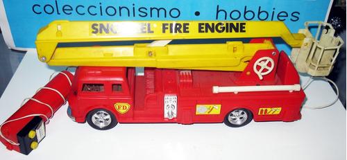 antiguo camion juguete