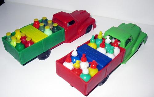 antiguo camiones juguete